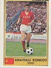 N°270 ANATOLIJ KONKOV EURO FOOTBALL 76 STICKER PANINI FIGURINE SSSR CCCP URSS