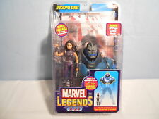 "MARVEL LEGENDS APOCALYPSE SERIES ""X MEN"" X 23 VARIANT MINT BOX"
