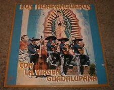 Los Huapangueros Con La Virgen Guadalupana~RARE Latin Mariachi~VG++ Vinyl~FAST!