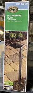 Low-Voltage 10W Equivalent Bronze Landscape Path Light by Hampton Bay