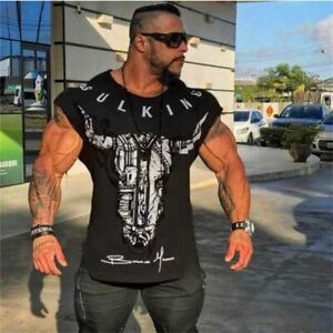 T-shirt Workout Muscle And Fitness Men's Clothing Gym Tight Muscle Man T shirt