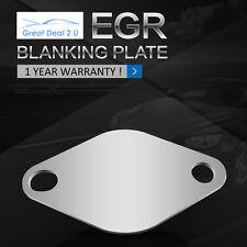 EGR Blanking Plate to suit Nissan Navara D40 YD25 EURO 5 2011-on STX V6 V9X 3.0L
