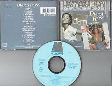 Diana Ross CD Diana/The Boss