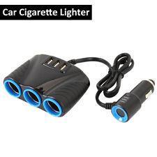 Universel Chargeur Voiture Double USB Port 12V Prise allume-cigare Adaptateur