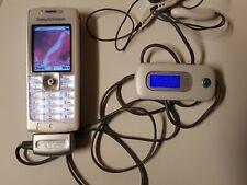 Sony Ericsson T630 GSM Bianco del 2005 (Sblocato), FM radio