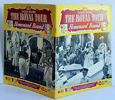 THE ROYAL TOUR 1953 PART FOUR HOMEWARD BOUND Pitkin Pictorials PB VGC great pix!