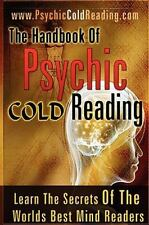 The Handbook of Psychic Cold Reading by Dantalion Jones (2010, Paperback)