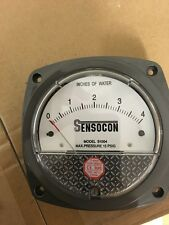 S1004 Differential Pressure Gauge