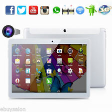 "10,1"" 16Go Tablette Tactile Tablet PC Quad Core Dual SIM WiFi Bluetooth 3G Phone"