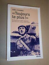 DE GAULLE et le 507e régiment de chars de combat (1937-1939) JOEL CAMBRE (2011)