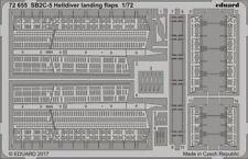 Eduard 1/72 CURTISS SB2C-5 Helldiver flap di atterraggio # 72655