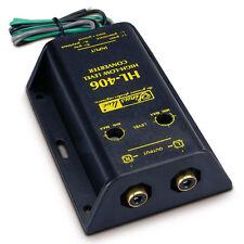 Sinuslive High-Low Adapter Lautsprecher an Verstärker Autoradio HL-406