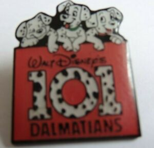 Walt Disney, 101 Dalmatians Pin Badge