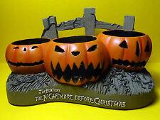New The Nightmare Before Christmas Votive Candle Holder Jack-O-Lanterns Disney
