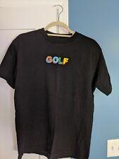 Golf Wang GOLF T shirt Size M Tyler The Creator guaranteed authentic