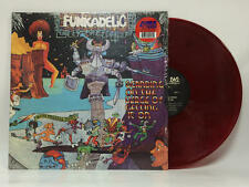 Funkadelic - Standing On The Verge Of Getting It On LP RE NEW RED & BLUE VINYL