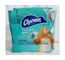 Charmin Freshmates Flushable Wipes Triple Pack Refills 160 Count Wet Fresh Clean