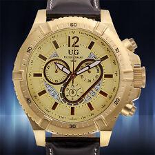 Ulysse Girard Swiss Chronograph Cyr Mens Watch ( Retails at $2,799.00 )