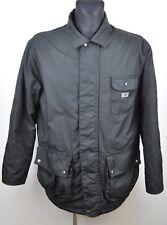 DICKIES Men's Medium Jacket Thick! Lined Coat Black Lined Work M Rain Carhartt L