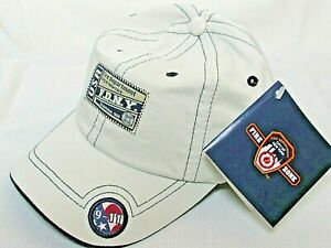 FDNY New York City Fire Department Embroidered Adjustable 9/11/01 Cap Hat Tan