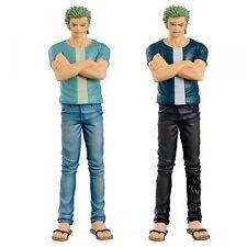 ONE PEACE Zoro?inch Figure set of 2 JEANS FREAK vol.6 Banpresto JAPAN F/S J8860