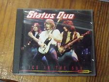 9µ?  CD Status Quo Ice In The Sun