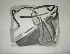 Lithographie Originale de Bram Van VELDE,  232 Bis