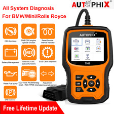 Autophix 7910 for BMW MINI OBD2 All Systems Code Reader Diagnostic Scanner Tools
