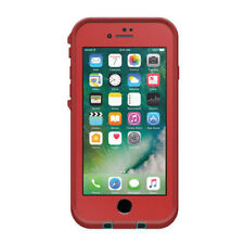 "LifeProof Fre for iPhone 7 8 4.7"" Waterproof Shock Snow Dust Tough Case Cover Ember Red"