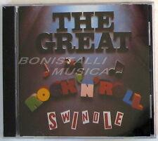 SEX PISTOLS - THE GREAT ROCK 'N' ROLL SWINDLE - CD Sigillato