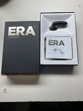 Jawbone ERA Black Cross Bluetooth Headset with Charging Case Noise Cancel Rare