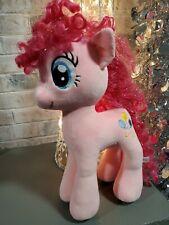 """My Little Pony Pinkie Pie Ty Sparkle Plush 14"""""""