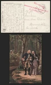 Austria WWI - Field Post Postcard Gossensass E343