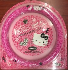 Hello Kitty Ribbon Steering Wheel Cover size:S