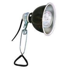 Clamp Lamp Light Unit & Basking Bulb ~ Tartarium Compatible Turtle UVA Bulb Kit