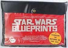 1977 Star Wars 15 Blueprints Sealed in Pouch Vintage