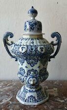 Wasserbehälter - Fontaine de table - Fayence de Rouen / Louis XV - 18.Jh