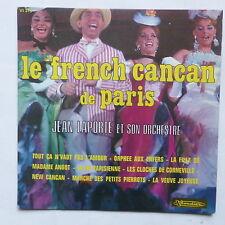 Le french cancan de Paris JEAN LAPORTE Tout ca n' vaut pas l amour .. VI 310