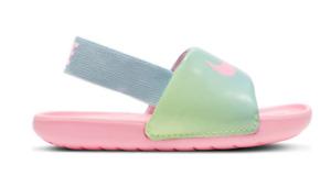 Nike Kawa SE Slides Toddler Sandals Baby Pink
