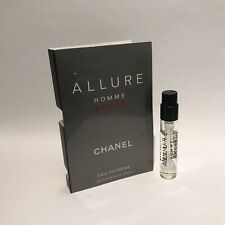 Chanel Allure Homme Sport Eau Extreme EDT sample 2ml