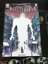 Mary Shelley Monster Hunter Hayden Sherman Cover A Aftershock Comics (2019)