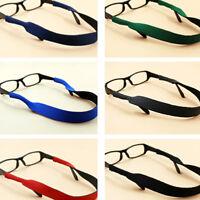 5Glasses Strap Neck Cord Sports Eyeglasses String Sunglasses Rope Band Holder HE