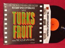 OST LP TURKS FRUIT ROGIER VAN OTTERLOO 1973 CBS NETHERLANDS PRESS NM ORIG PRESS