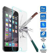 2 X  For iPhone 7 Plus Tempered Glass Full Cover Screen Protector Clear UK