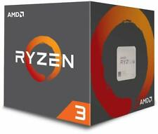 AMD Ryzen 3 1200 Quad Core AM4 Socket Brand New + Wraith Cooler