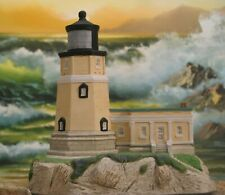 "Lighthouse - ""Split Rock"" Minn - #124 - Harbour Lights 1991"