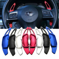 Steering Wheel Shift Shifter Paddle Extension For Subaru Legacy Forester Brz XV