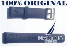 NAUTICA REPLACEMENT BAND/STRAP WATCH BLUE 100% ORIGINAL N14555 N17580 N16565
