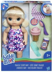 Hasbro Baby Alive Magical Scoops Baby