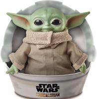 "Star Wars The Child Baby YODA 11"" Plush Doll The Mandalorian"
